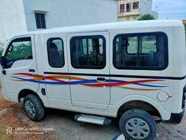 Top model Tata magic express 9seater Taxi permit