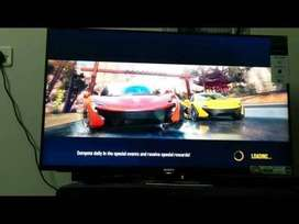 40'' smart sony panel android led order now