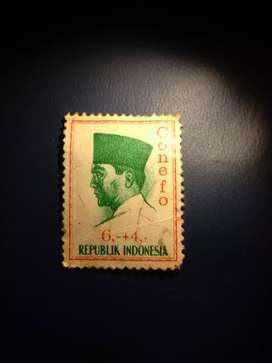 Perangko Presiden Soekarno (Langka)