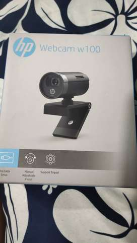 Hp Webcam w100 used only 2 days