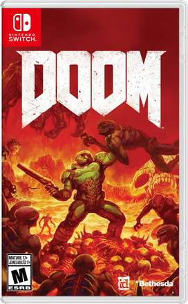 game digital original nintendo switch doom