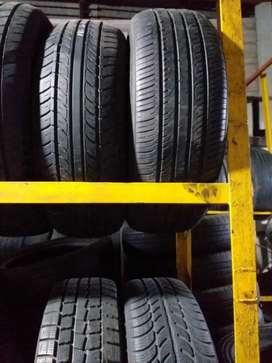 Tyre size 195 55 R15 (price of 2 pieces)