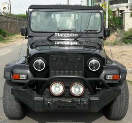 Mahindra Thar CRDE 4X4 BS IV, 2018, Diesel