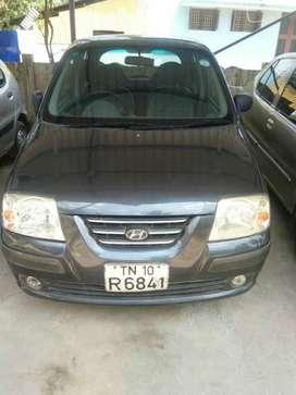 Hyundai Santro Xing, 2007, Petrol