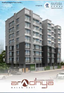 Aradhya, 1bhk in  89 lac all in, No brokerage, New tower, New flat