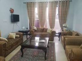 Rafi block 5m doubl story full furnish house for rent