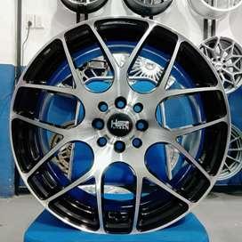 Velg Racing R17 Lubang 4 Pelek Mobil Murah Terbaru Cocok Untuk Mobilio