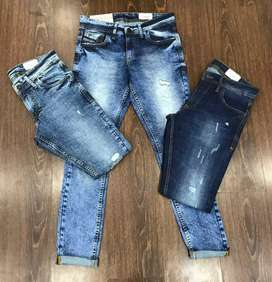 Premium Knitted Jeans