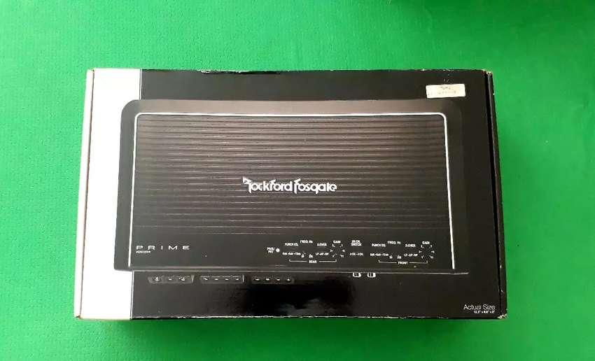 AMPLIFIER ROCKFORD FOSGATE R300X4 (NOS)