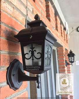 Lampu hias dinding klasik lampu taman lampu cafe lampu hias outdor