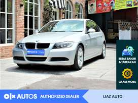 [OLXAD] BMW 320i 2006 E90 2.0 CKD Bensin A/T Abu-Abu #Liaz Auto