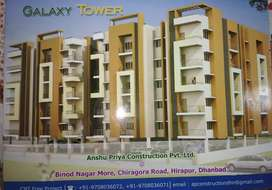 Flat for sale in Binod Nagar Hirapur Near Sbi Bank