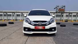 honda mobilio rs cvt at 2015