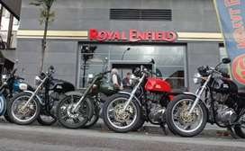 Urgent Requirement in Royal Enfield Ranchi