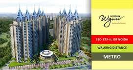 2 BHK Flats for Sale in Migsun Wynn at Sector ETA II, Greater Noida