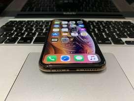 iPhone XS Max 256GB Gold Dual Nano