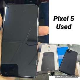 Google pixel 5 128 imported