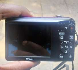 Nikon Coolpix 16 megapixel with rechargeable battery