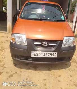 Hyundai Santro Xing 2008 Petrol 43000 Km Driven