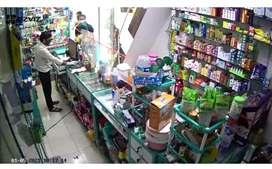 Helper on medical store