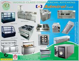 Kitchen Stoves and Fryers at factory price with warranty