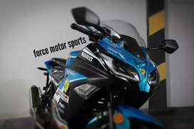 Latest heavy bike 300cc fresh import by force motor sports
