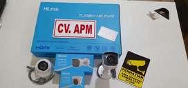 CCTV HILOOK BY HIKVISION LENGKAP PLUS PASANG DI cabangbungin Bksi kab