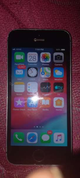 Iphone 5s it's very good condition