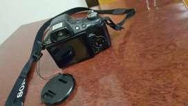 its sony DSC-HX200V