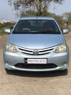 Toyota Etios Liva 2012 Petrol 37500 Km Driven