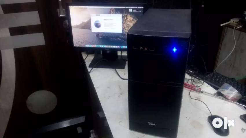 Core i3 PC with LED, 4gb ram, 500gb HDD excellent condition 0