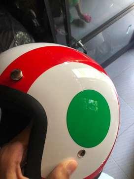 Helm vespa langka original