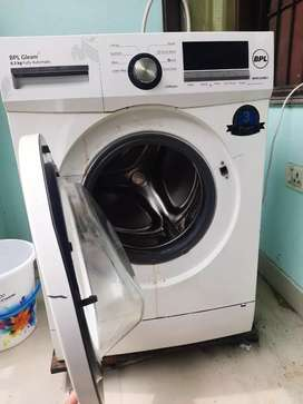 4 years old used BPL  washing machine for sell