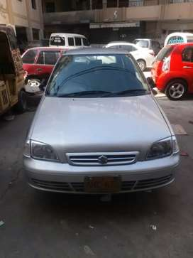 i want to sell my Suzuki cultus VXR