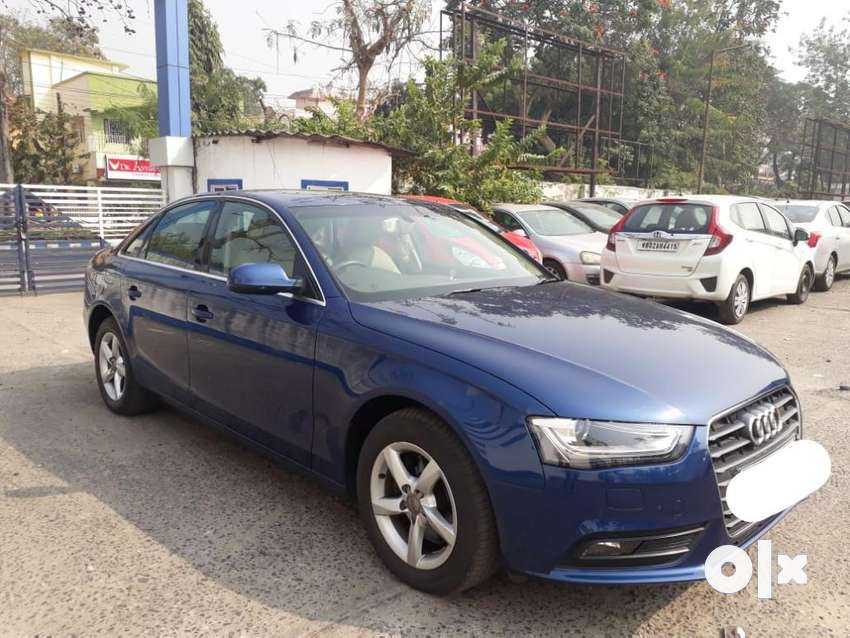 Audi A4 2.0 TDI Multitronic, 2014, Diesel 0