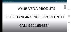 Ayurveda products marketing