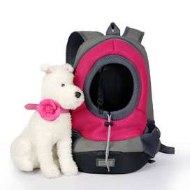 Tas Ransel Anjing / Kucing Untuk Bawa Jalan-jalan