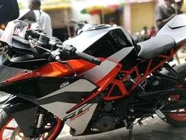 Sell My  New Bike KTM RC 390