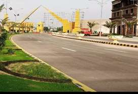 AL _NOOR Orchard new booking 5 marla plot only with 250000