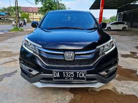 Honda CRV 2.0 Facelift 2016 AT Plat Bjm