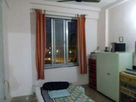 1 bhk fully furnished house for bechlors and family on rent