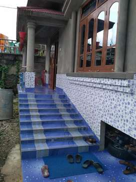 NEWLY BUILT WELL FURNISHED HOUSE IN PROPER TOWN AREA