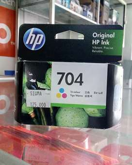 Catridge HP 704 Colour
