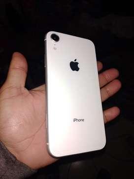Iphone xr white colour
