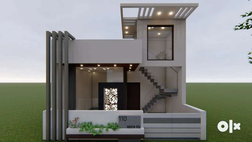 Newly constructed villa @ ozone city built and design by professionals