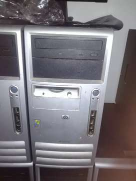 Cpu hebat asli builup import Like new Spek  COR2DUO E6600 RAM2GB grnsi