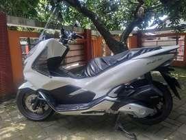 Honda PCX Abs 2018 Putih
