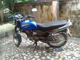 Bajaj Kawasaki Wind 125 bike 2006 model