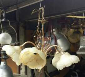 Lampu gantung antik jadul