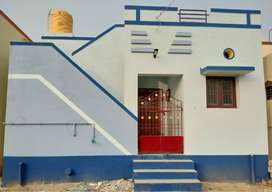 Individual 1bhk low budjet house for sale at veppampattu